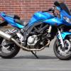 MotoSV650Blue